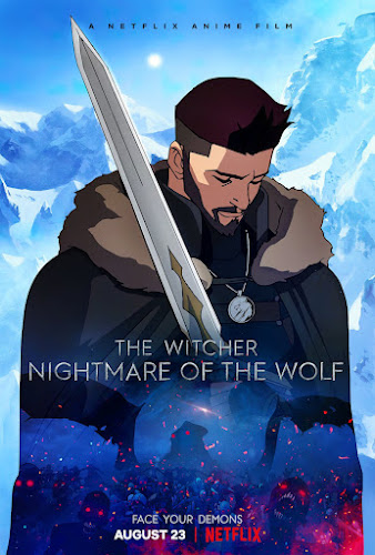 The Witcher: Nightmare of the Wolf (Web-DL 720p Dual Latino / Ingles) (2021)