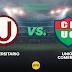 Universitario de Deportes vs Unión Comercio EN VIVO por la fecha 1 del Torneo Clausura. HORA / CANAL