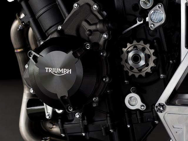 Enjin Tiga Silinder Triumph Untuk Kejohanan Moto2 Bermula 2019 Dan Seterusnya