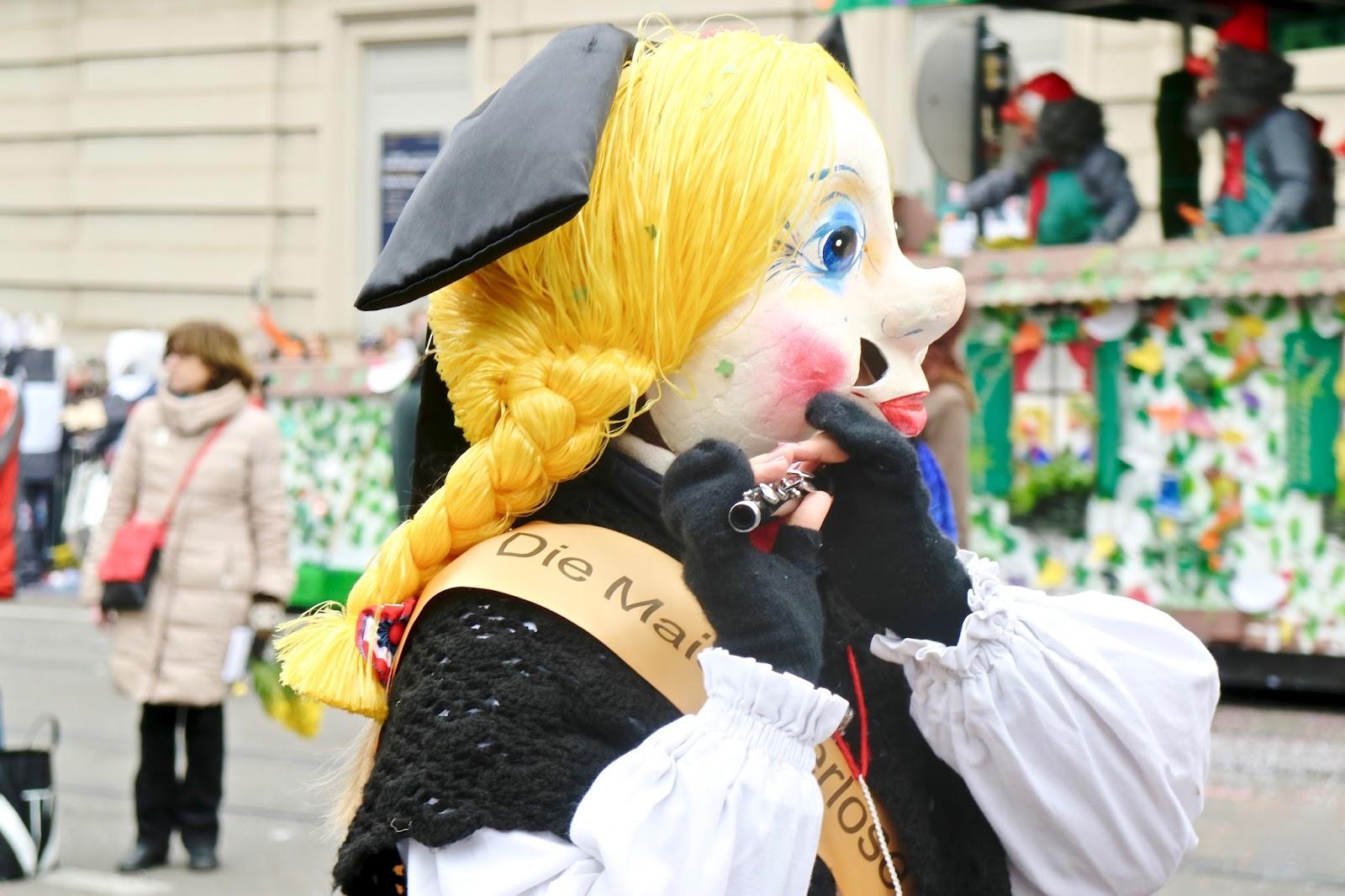 Basel Fasnacht 2016
