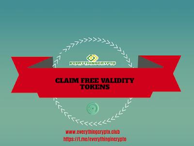 Claim Free Validity Tokens