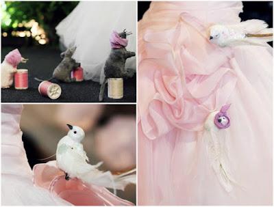 abito da sposa cenerentola