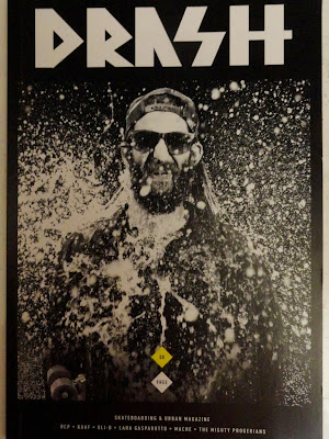 Drash - Skateboarding and Urban Magazine