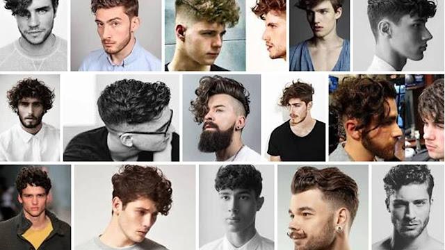 Cómo ondular el cabello en hombres