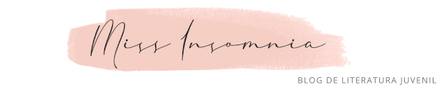Miss Insomnia. Blog de literatura juvenil.
