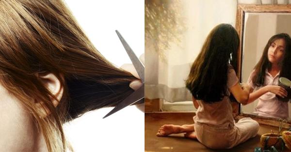 Ảnh hưởng xấu của việc cắt tóc đến cuộc sống và trí tuệ tâm linh