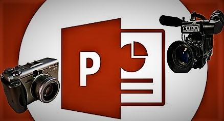 تصوير شاشة الحاسوب باستعمال بوربوينت ( فيديو/صور)
