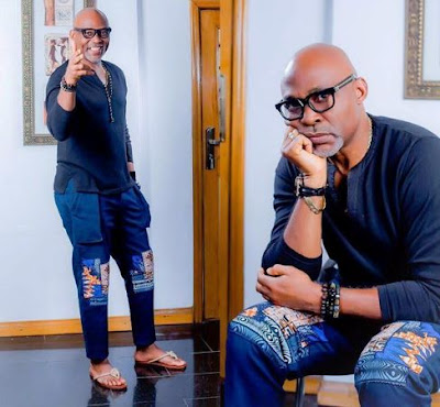 , Nollywood Veteran Actor RMD The Next Top Model?, Latest Nigeria News, Daily Devotionals & Celebrity Gossips - Chidispalace
