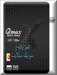 احدث ملف قنوات qmax mst 999 h6 mini