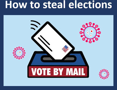 The coming vote by mail fraud