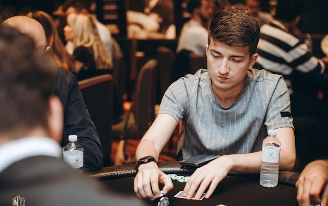Dzmitry Urbanovich pemain poker termuda dan terkaya