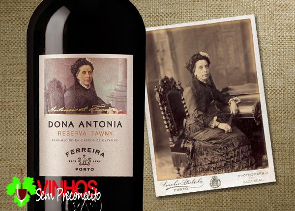 Vinhos Sem Preconceito - Vinho do Porto Dona Antonia