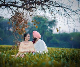 Punjabi Couple images