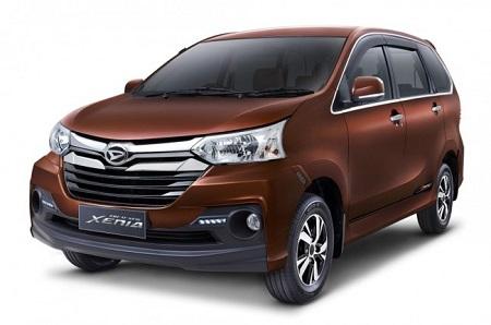 Mobil Daihatsu All New Xenia