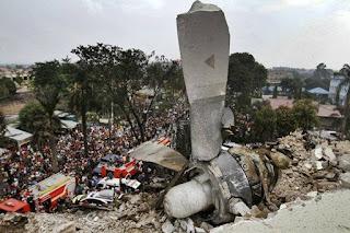 Korban Pesawat Hercules - Pandangan Materialistis Vs Qur'ani