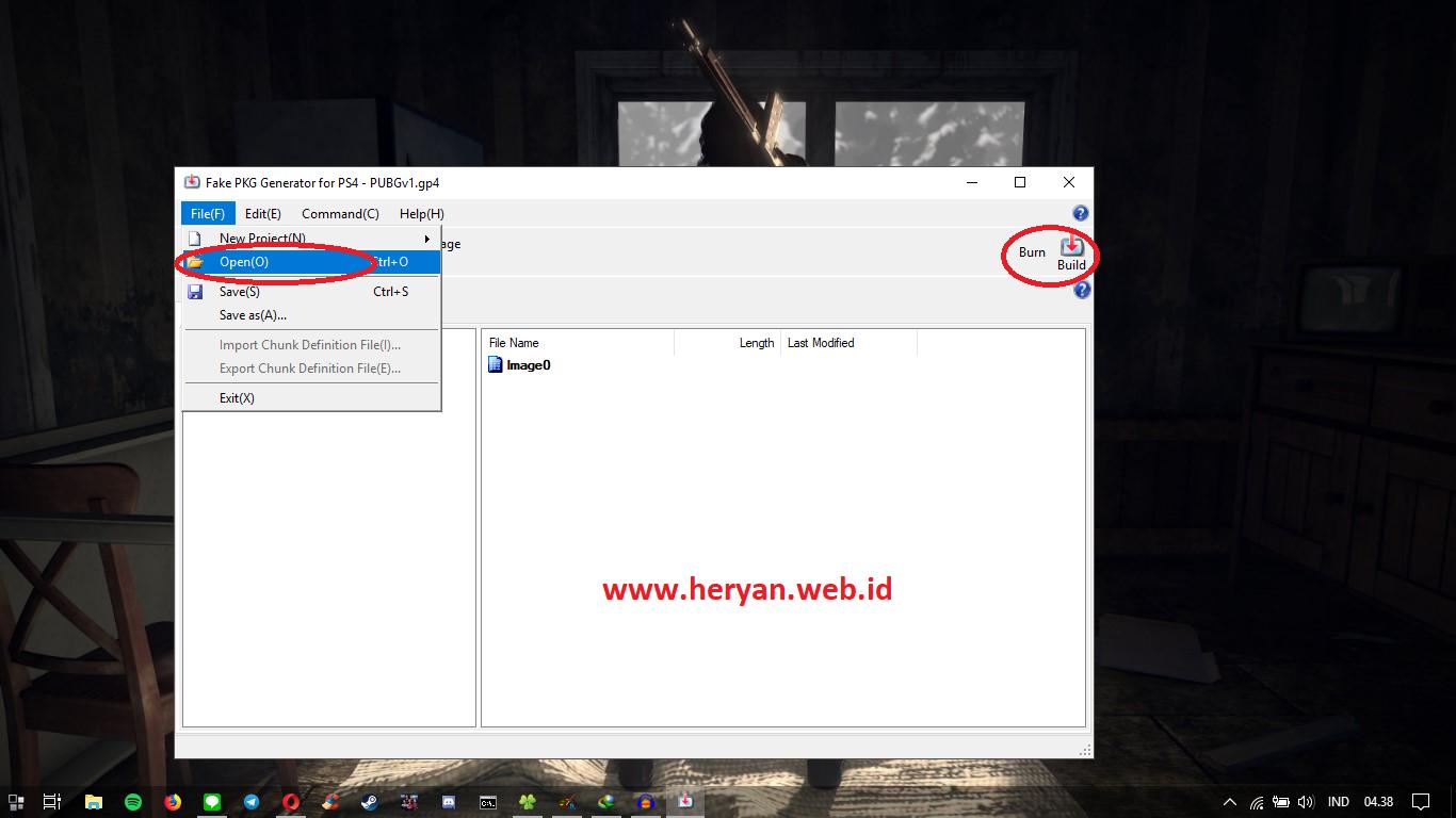 Cara Membuat Custom Theme di PS4 - Heryan