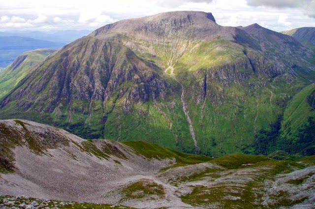 Alfies Studio Blog Post 63 - Mountains - Ben Nevis