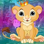 Games4King -  G4K Ecstatic Lion King Escape Game