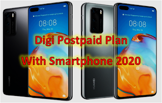 Digi Postpaid Plan With Smartphone 2020