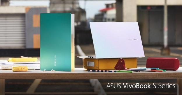 ASUS Vivobook S14 with AMD Ryzen 4th Gen