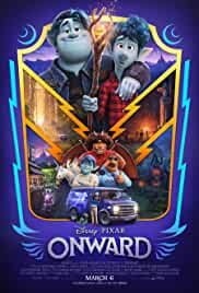 Download Onward (2020) Full Movie in Hindi Subtitle  HDCam Print  720p [800MB]