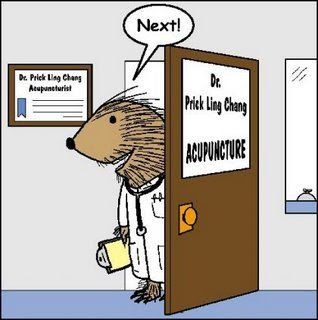 Turn to acupuncture