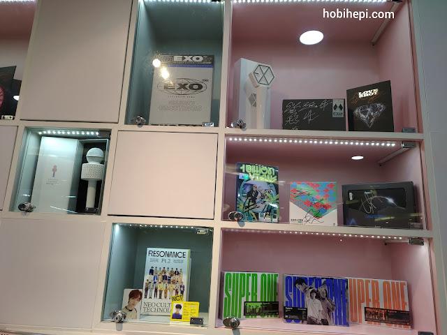 Koleksi SM Entertainment Indonesia