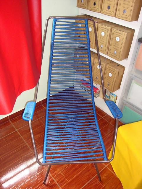 Projeto 52 Objetos | Objeto 52 (Cadeira de Ferro)