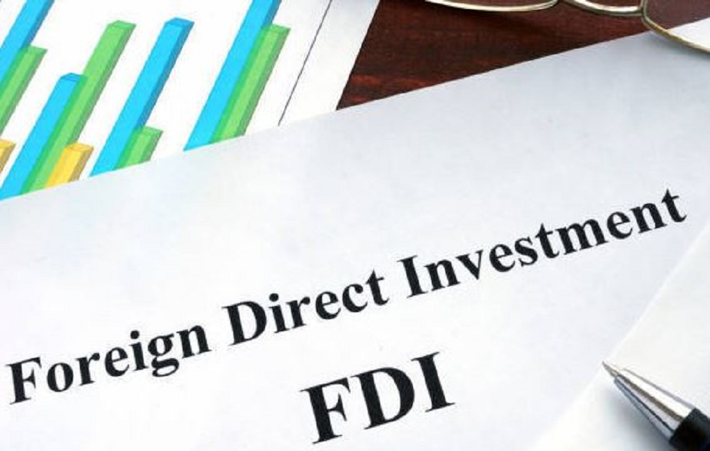 FDI is expected to reach $ 160 billion annually