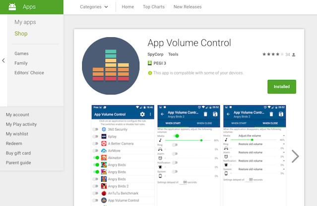 Mengatur Volume Berbeda-beda Di Aplikasi Android