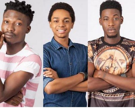 Miyonse, Soma And Efe Up For Eviction This Week On Big Brother Naija (pics)
