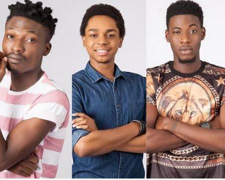 Miyonse, Soma And Efe Up For Eviction This Week On Big Brother Naija (pics)