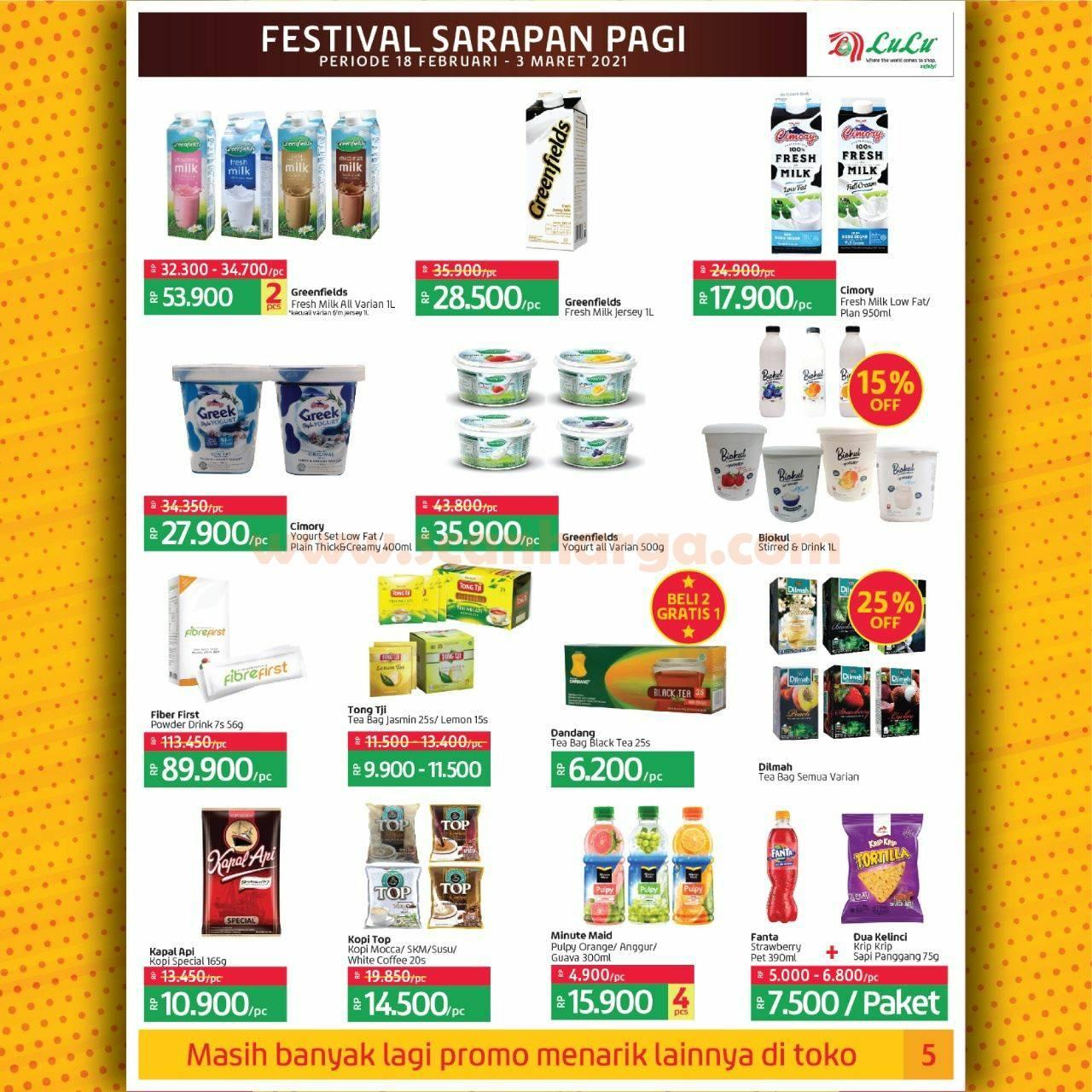 Katalog Promo LULU Supermarket 18 Februari - 3 Maret 2021 5