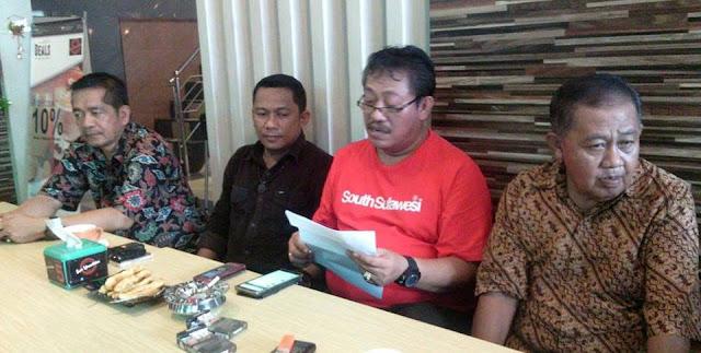 Pengurus Transisi Golkar Palopo Dihuni Sejumlah Tokoh Politik Hingga Birokrasi