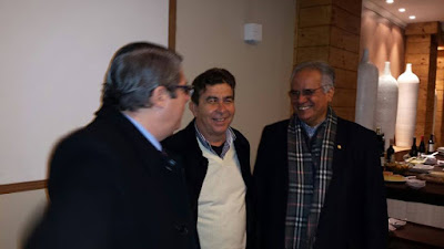 Paulo Marques e Sérgio Zimmermann