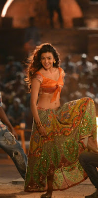kajal agarwal latest stills from Pakka local song