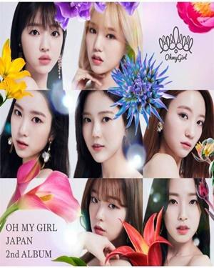 OH MY GIRL – OH MY GIRL JAPAN 2nd ALBUM