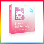 License Starus FAT Recovery 2020 Lifetime