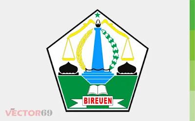 Kabupaten Bireuen Logo - Download Vector File CDR (CorelDraw)