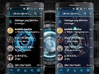 BBM Mod Droid Chat! Futuristic Versi Terbaru 13.2.13