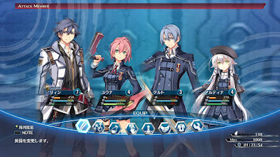 The Legend Of Heroes Trails Of Cold Steel 3 Game Screenshot 15