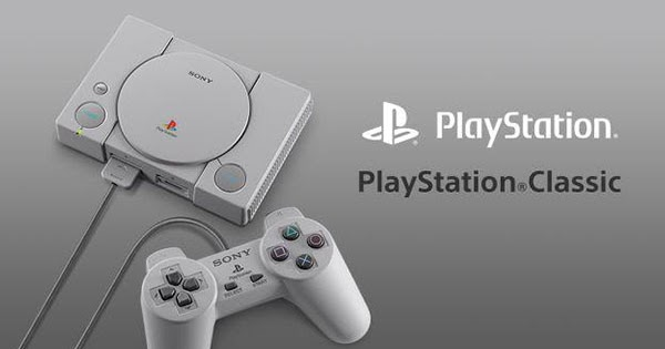 Sony Releasing A Playstation Classic