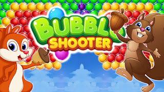 jogo Squirrel Bubble Shooter online