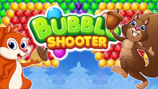 Squirrel Bubble Shooter