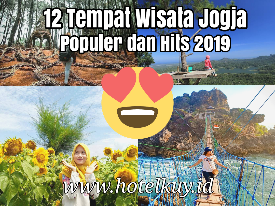 tempat wisata terpopuler di jogja 12 Tempat Wisata Jogja 2019 Paling Populer Dan Hits Terbaru