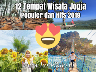 wisata jogja terbaru 2019