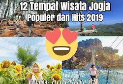 12 Tempat Wisata Jogja 2019 Paling Populer Dan Hits Terbaru