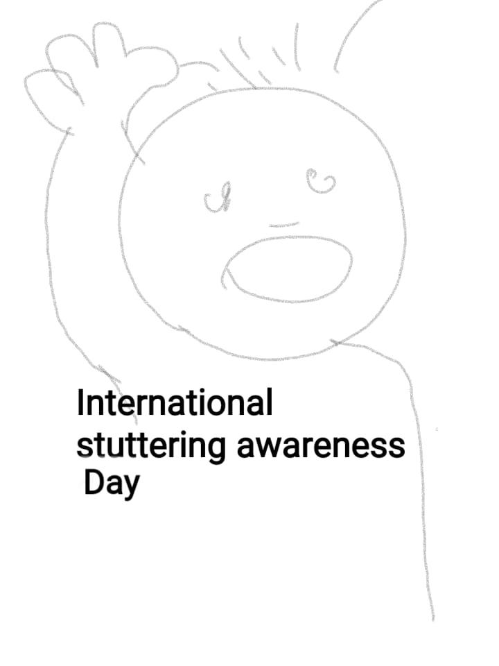 International Stuttering Awareness Wishes for Whatsapp