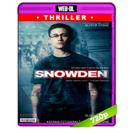 Snowden (2016) WEB-DL 720p Audio Ingles 5.1 Subtitulada