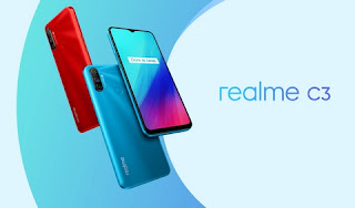 realme c3 price and specification